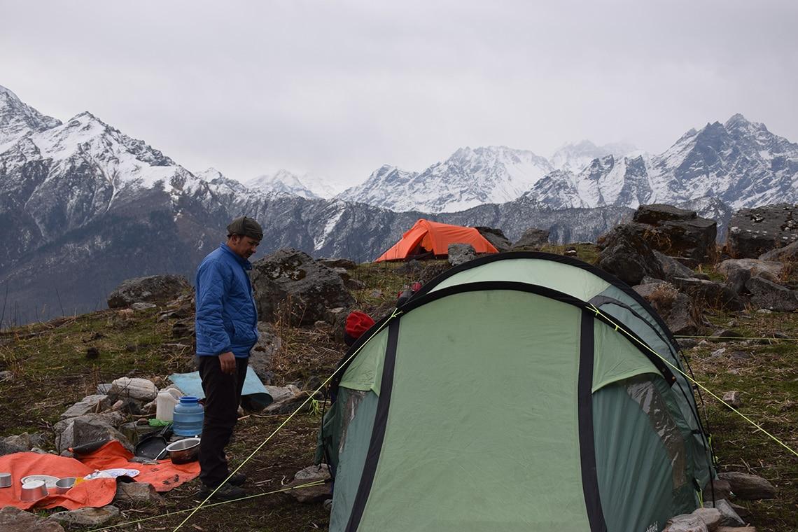 Kanthela-Camp